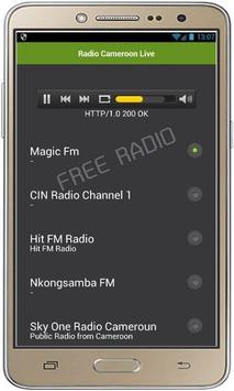 Radio Cameroon Live apk screenshot