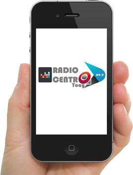 RADIO CENTRO TOAY 6.0 poster