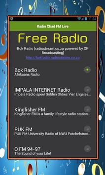 Radio Chad FM Live poster