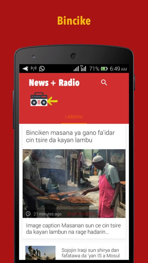 Radio BBCHausa for Android - APK Download