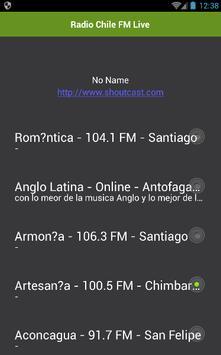 Radio Chile FM Live poster