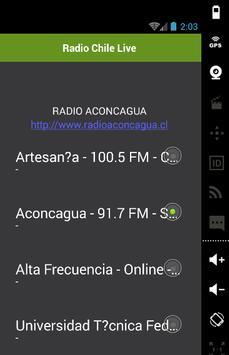 Radio Chile Live poster