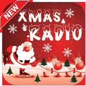 christmas music radio icon