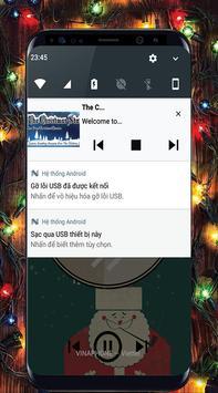 christmas music radio apk screenshot