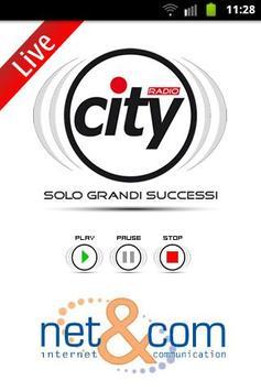 Radiocity Solo grandi successi poster