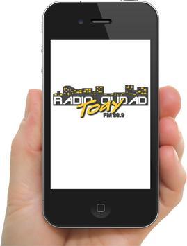 RADIO CIUDAD TOAY poster