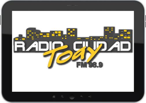 RADIO CIUDAD TOAY apk screenshot