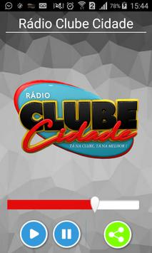 Rádio Clube Cidade poster