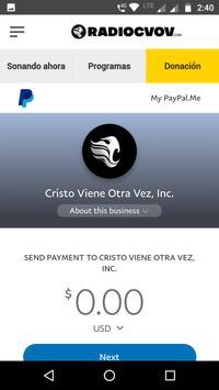 Radio Cristo Viene Otra Vez screenshot 3
