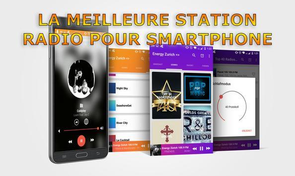 NRJ France Radio poster