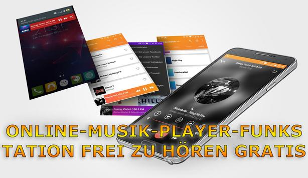 Lucerne School of Music Jazz Radio screenshot 1