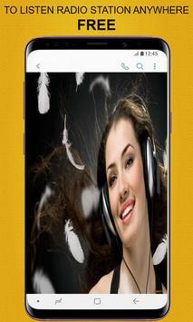 CA Radio ICI Musique Yarmouth 106.1 FM App Radio F screenshot 5