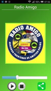 Radio Amigo Online poster