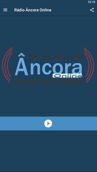 Rádio Âncora Online screenshot 4