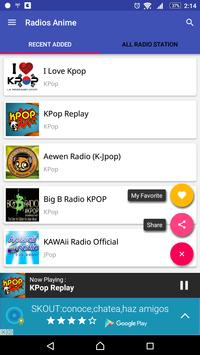 Anime radio chat stations live screenshot 4