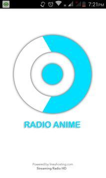 Radio Anime (groups radio) poster