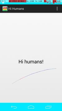 Hi Humans apk screenshot
