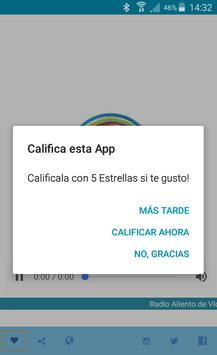Radio Aliento De Vida screenshot 1