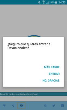 Radio Aliento De Vida screenshot 2