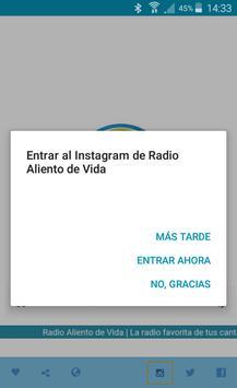Radio Aliento De Vida screenshot 3