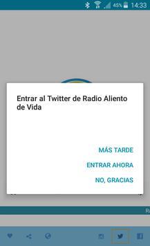 Radio Aliento De Vida screenshot 4