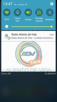 Radio Aliento De Vida screenshot 7