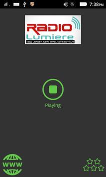 Radio Lumiere screenshot 2