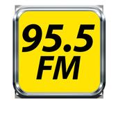 95.5 Radio Station FM icon