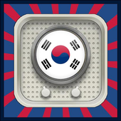 South Korea Radio Stations icon