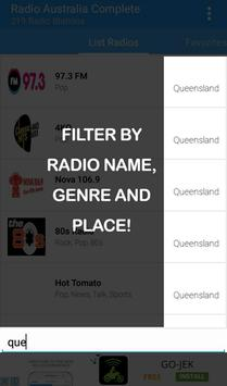 Australia Radio Complete apk screenshot