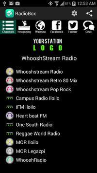 RadioBox HD screenshot 1