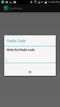 RadioBox HD screenshot 2
