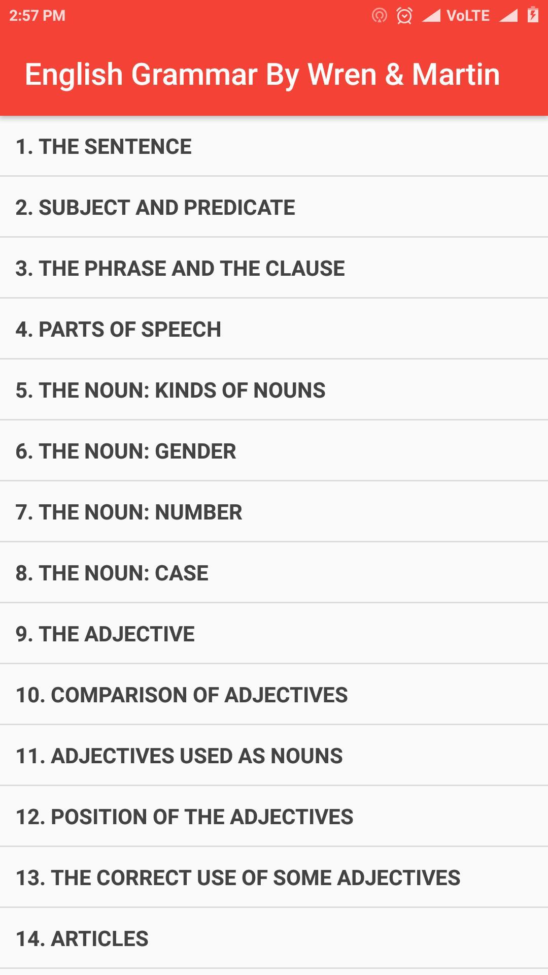 key to wren and martin english grammar pdf download