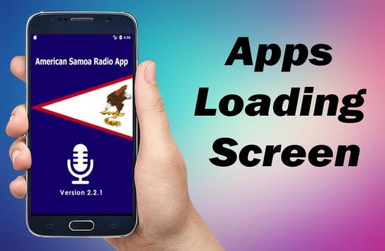 Radio American Samoa – All American Samoa Radio screenshot 1