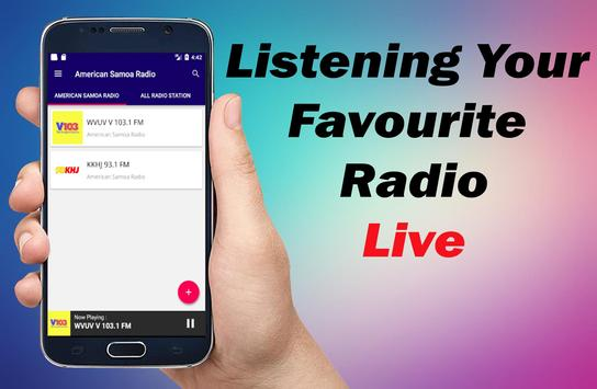 Radio American Samoa – All American Samoa Radio screenshot 3