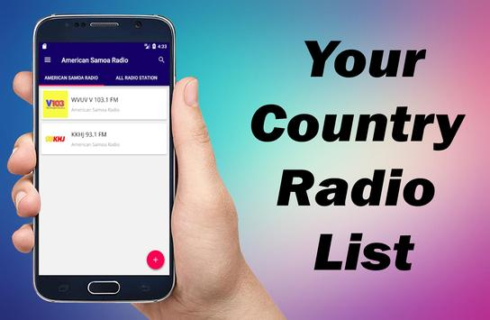 Radio American Samoa – All American Samoa Radio screenshot 6