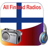 Radio Finland - All Finland Radios - Nettiradio icon