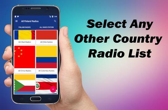 Radio Finland - All Finland Radios - Nettiradio screenshot 2