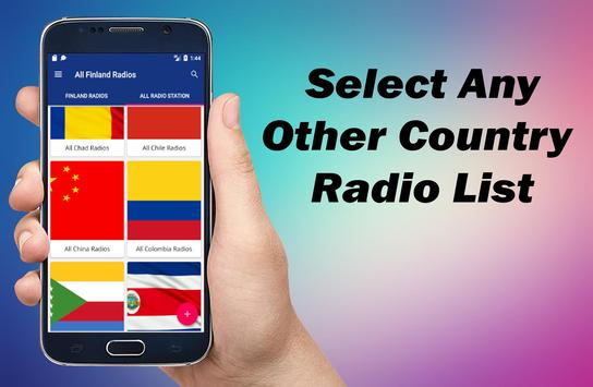 Radio Finland - All Finland Radios - Nettiradio screenshot 7