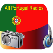 All Portugal Radios - Radio Portugal - Portugal FM icon