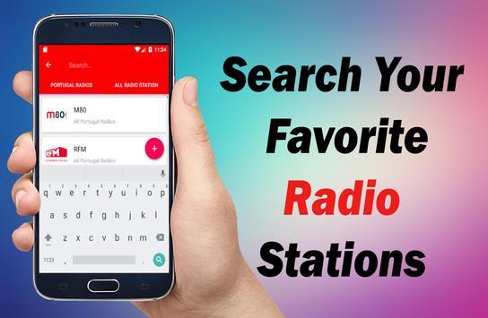All Portugal Radios - Radio Portugal - Portugal FM screenshot 5