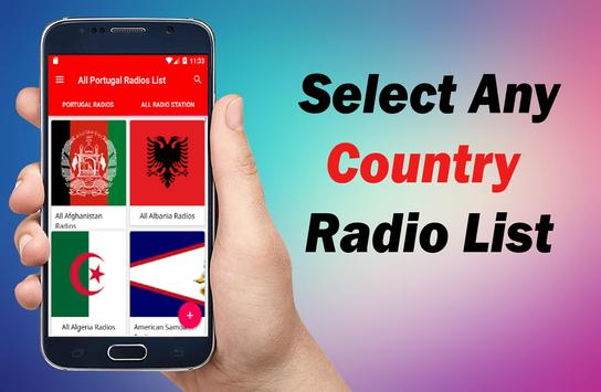 All Portugal Radios - Radio Portugal - Portugal FM screenshot 6