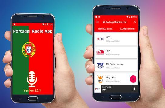 All Portugal Radios - Radio Portugal - Portugal FM screenshot 7