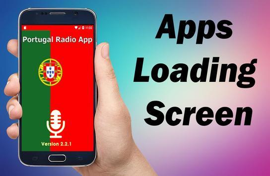 All Portugal Radios - Radio Portugal - Portugal FM screenshot 1