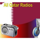 Radio Qatar - All Qatar Radios -  Qatar FM Radios icon