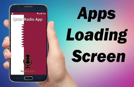 Radio Qatar - All Qatar Radios -  Qatar FM Radios screenshot 8
