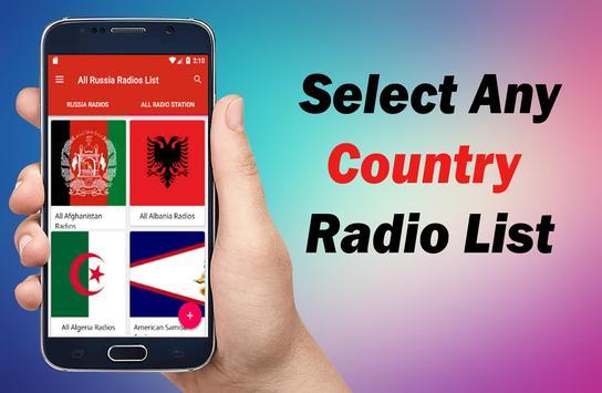 Radio Russia - Radio Russia FM - Radio RU - Radio screenshot 6