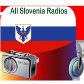 All Slovenia Radios - Slovenia Radio - FM Slovenia icon