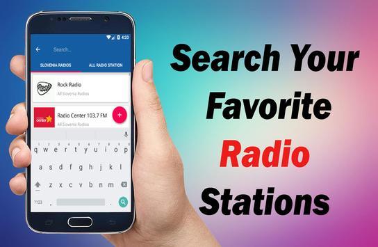 All Slovenia Radios - Slovenia Radio - FM Slovenia screenshot 4