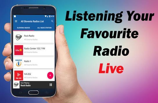 All Slovenia Radios - Slovenia Radio - FM Slovenia screenshot 13